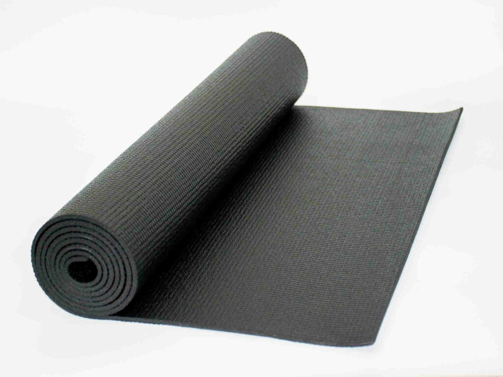 Black Yoga Mat Supplier 1