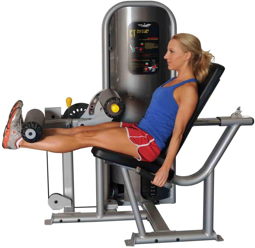 Hammer Strength Prone Leg Curl 14