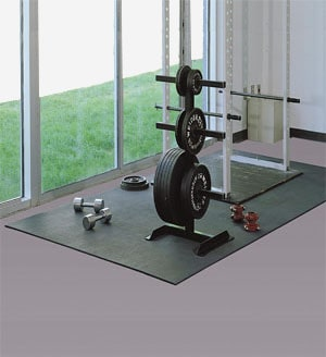 Commercial Exercise Mats 20