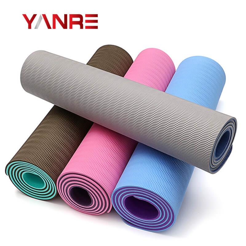 Black Yoga Mat Supplier 20