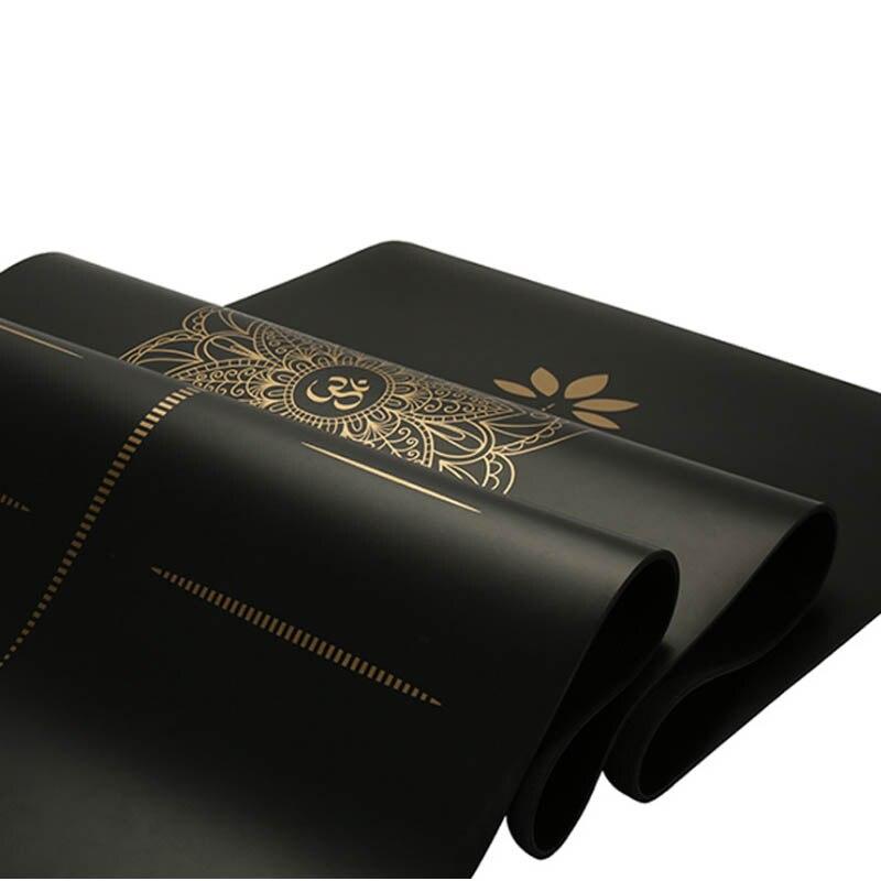 Black Yoga Mat Supplier 22