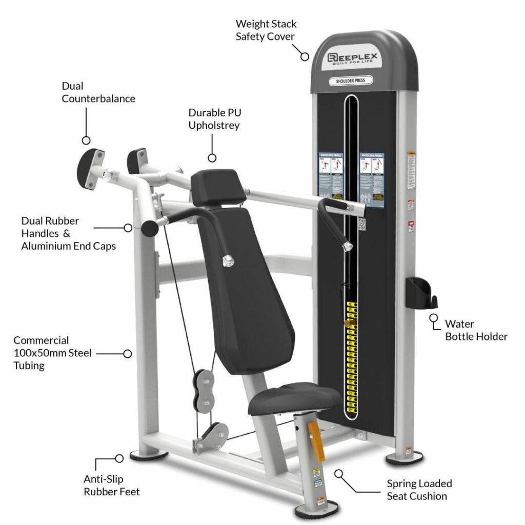Shoulder Press Machine 18