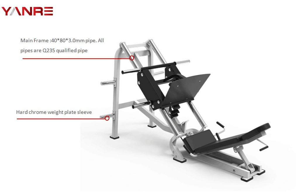 Expert's Top Ten Picks of the Best Commercial Leg Press Machine for Your Gym 17