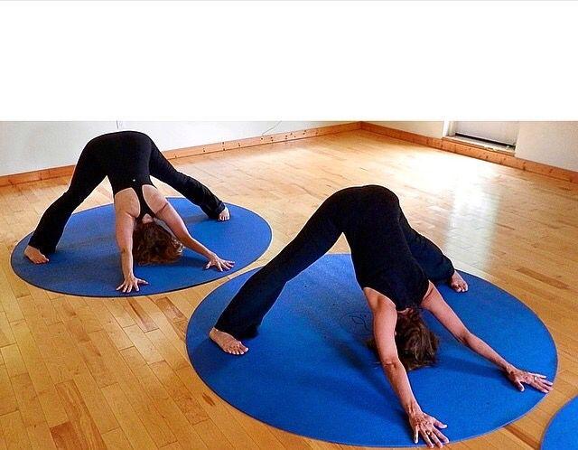 Round Yoga Mat 17