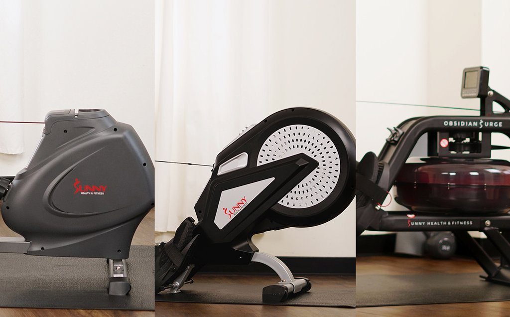 Commercial Rowing Machine 24