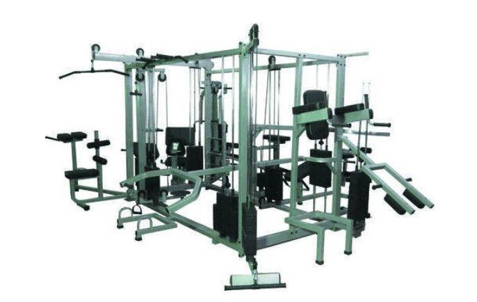 10 Station Multi Gym 11
