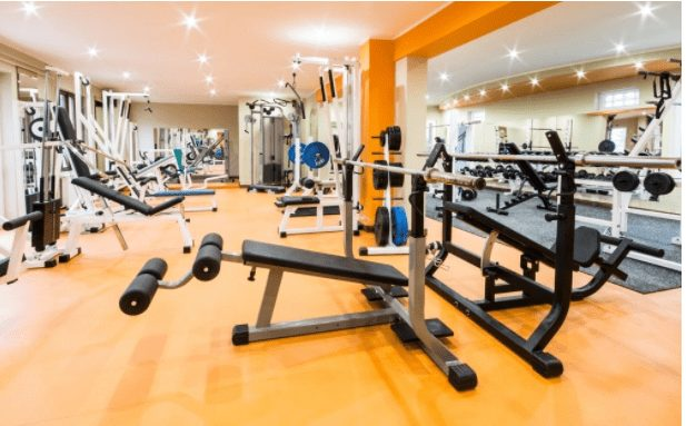 Commercial Gym Equipment 1