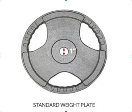 Rubber Weight Plates Manufacturer 11