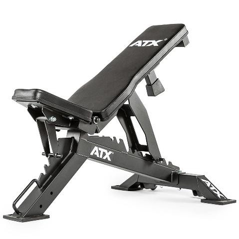 Commercial Adjustable Weight Bench 11