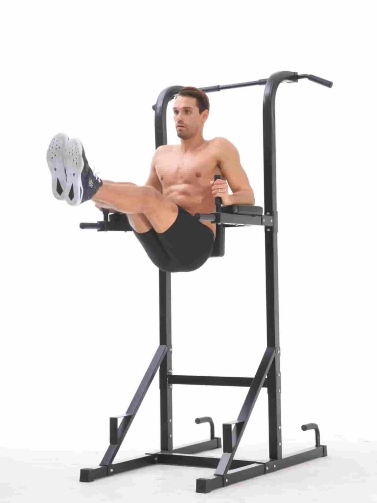Leg Raise Machine 2