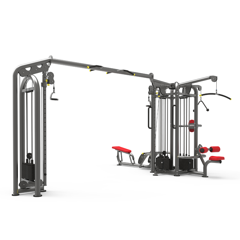 Commercial Multi-Station Gym Equipment 1