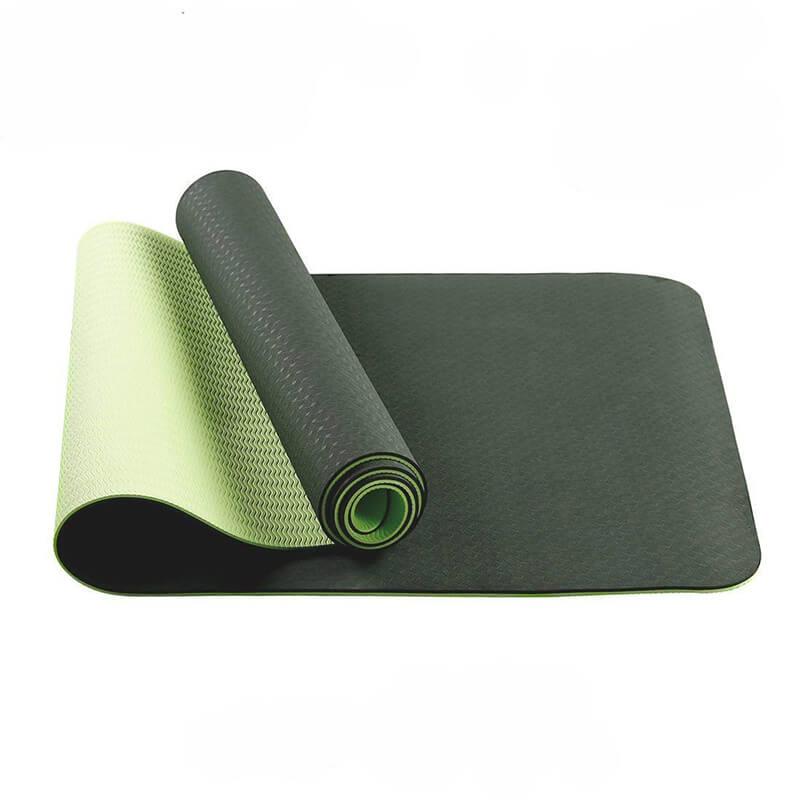 Round Yoga Mat 2