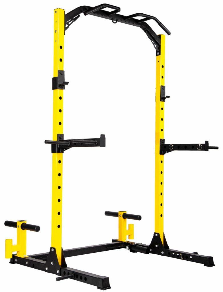 Commercial Squat Rack 7