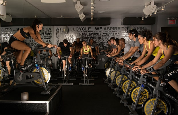 Commercial Spin Bike 14