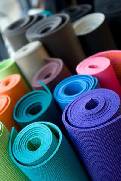 Round Yoga Mat 20