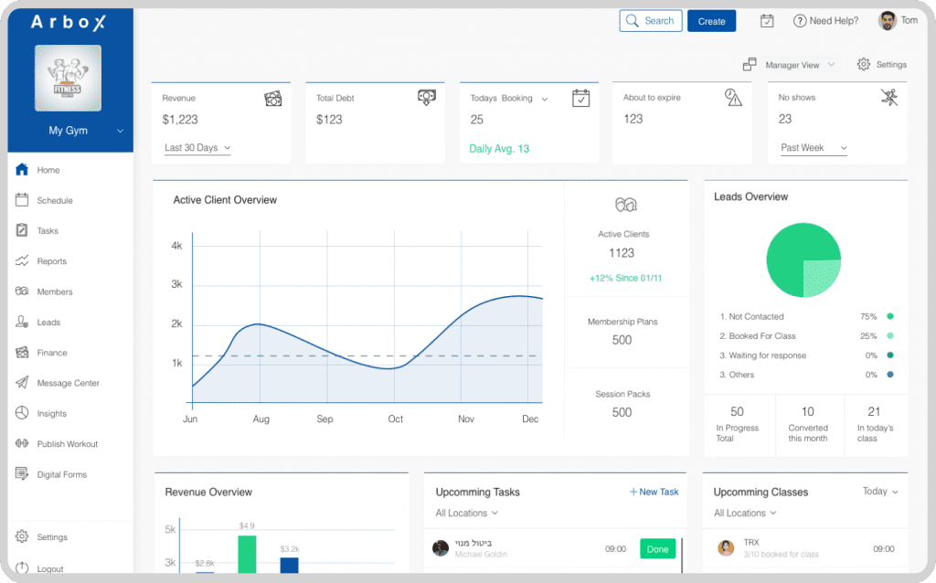 Gym Management Software Prices 2021 [Comparison Included] 22