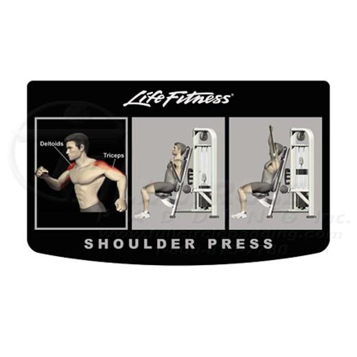 Shoulder Press Machine 23