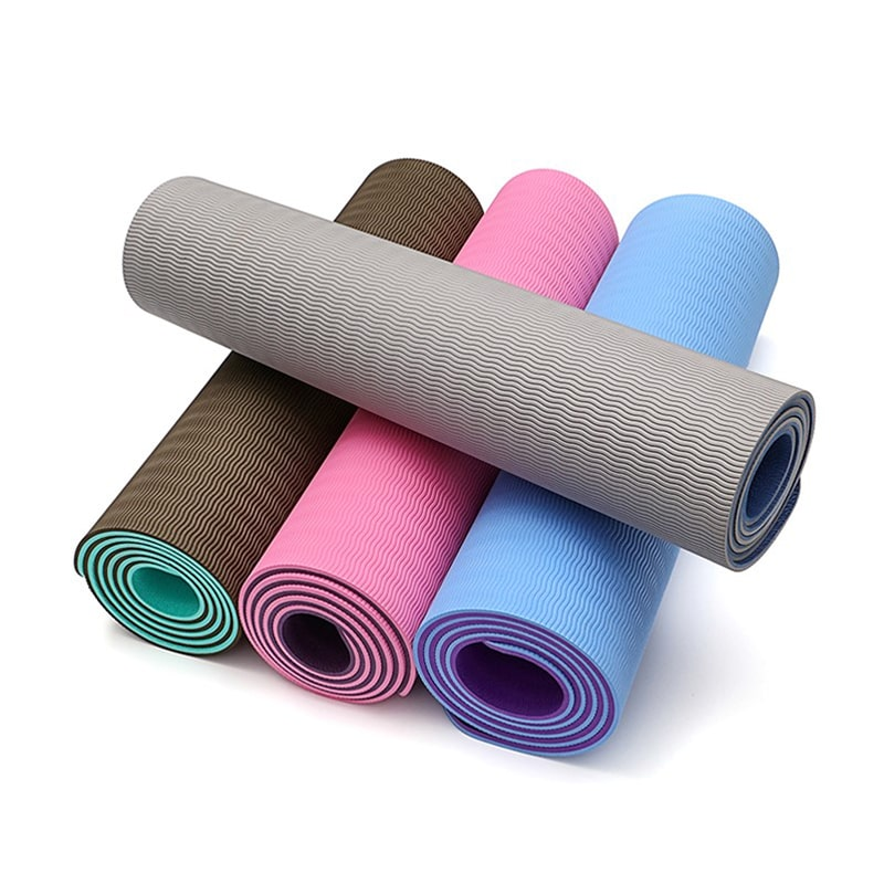 Natural Rubber Yoga Mat Manufacturer 23