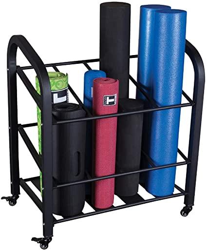Black Yoga Mat Supplier 29