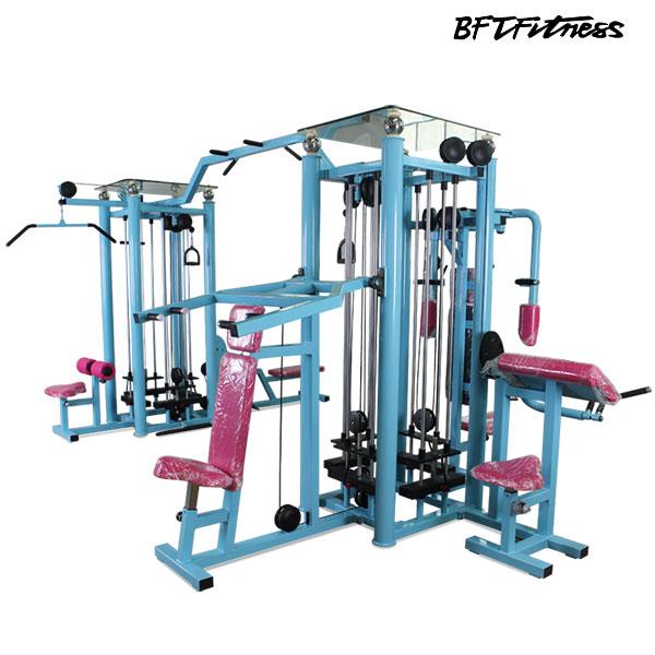 Eight Station Gym Machine 3