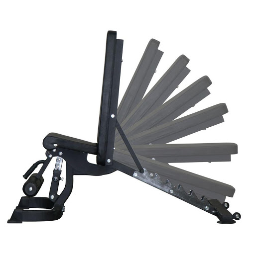 Commercial Adjustable Weight Bench 12