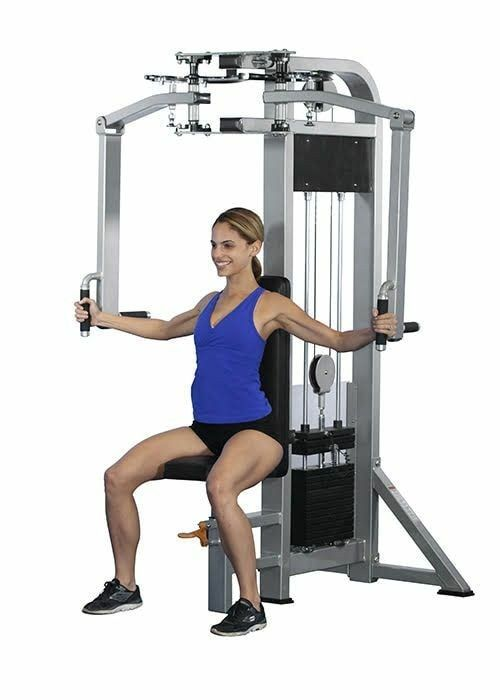 Butterfly Gym Machine 8