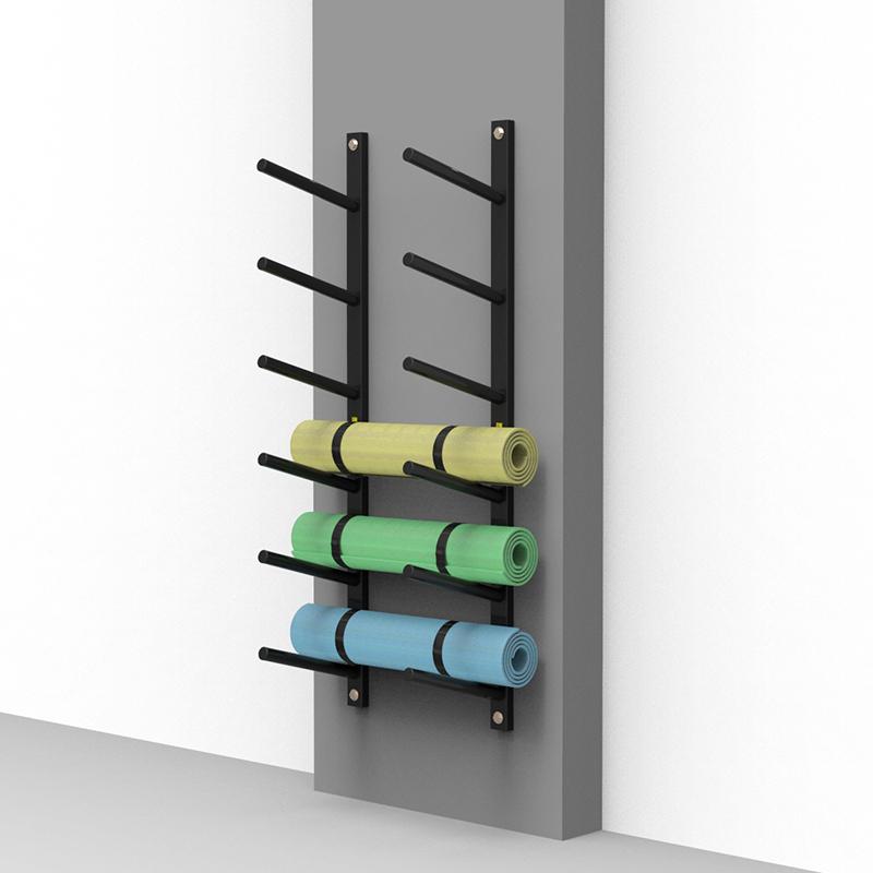 Gym Mat Rack 3