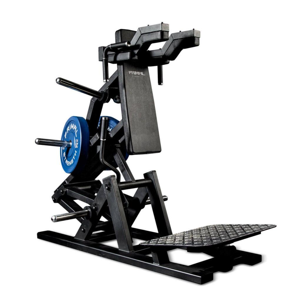 V Squat Machine 3