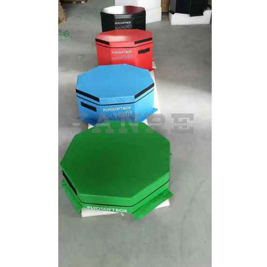 Gym Jump Box 9