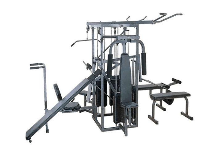 10 Station Multi Gym 13