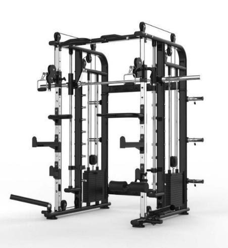 Fitness Gear Smith Machine 14