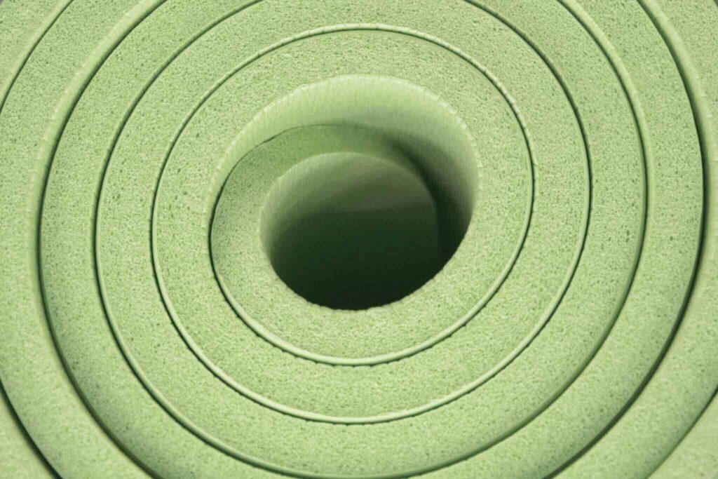 Round Yoga Mat 4