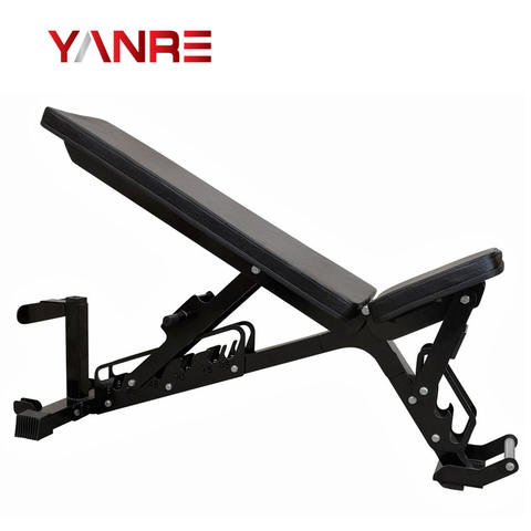 Commercial Weight Bench 1