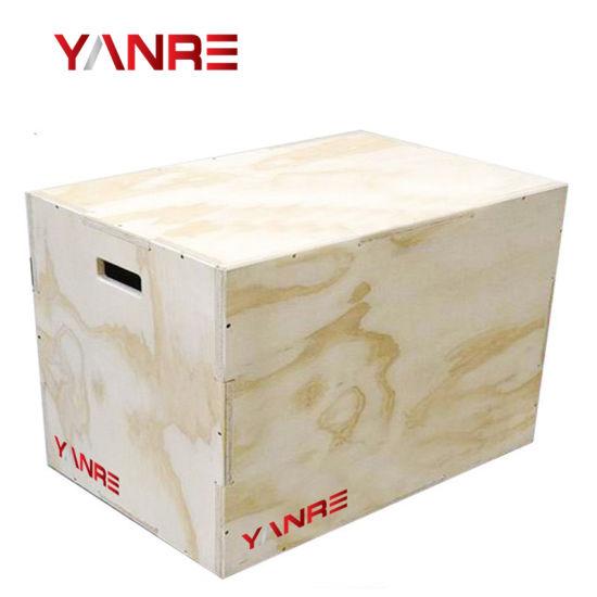 Gym Jump Box 1