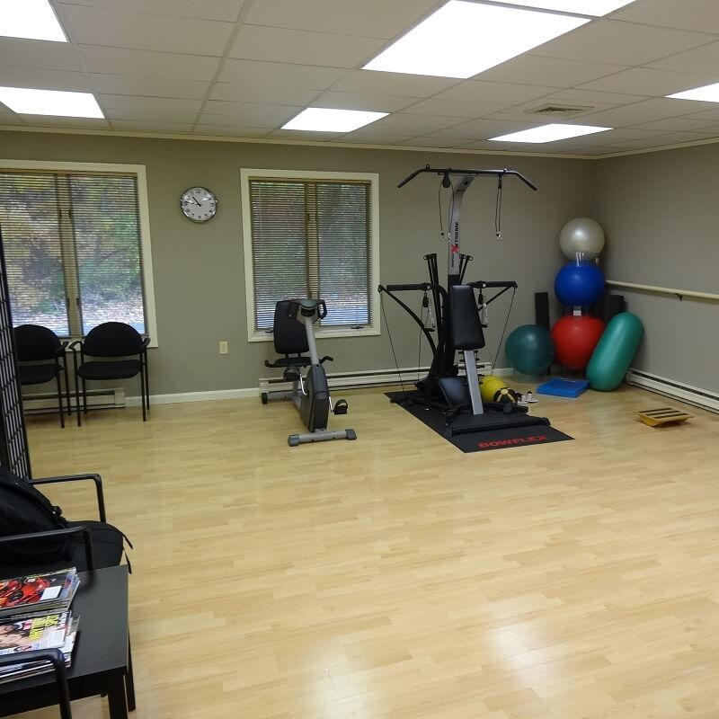 Commercial Gym Flooring Tiles 12