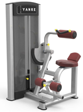 Commercial AB Crunch Machine 11
