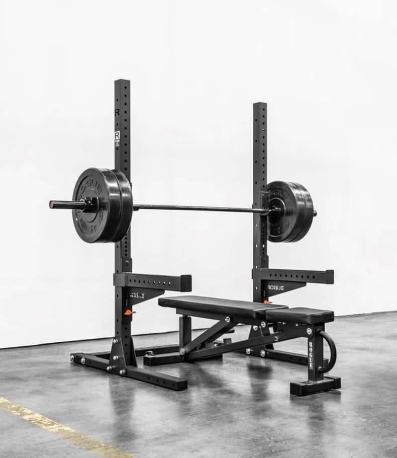 Commercial Squat Rack 11