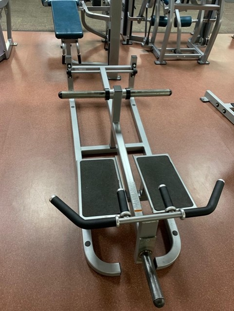Hammer Strength T Bar Row 10