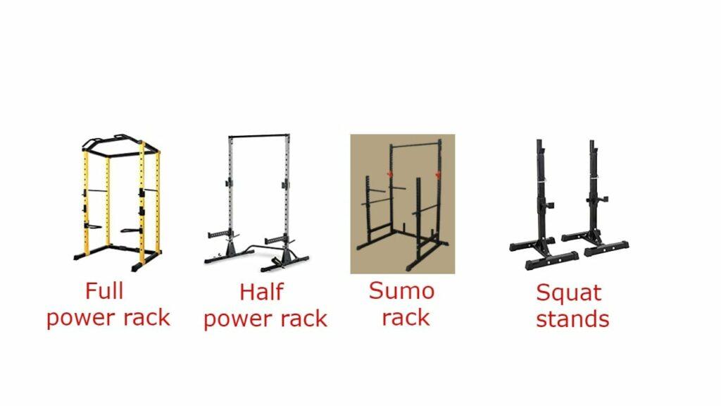 Commercial Power Rack 10