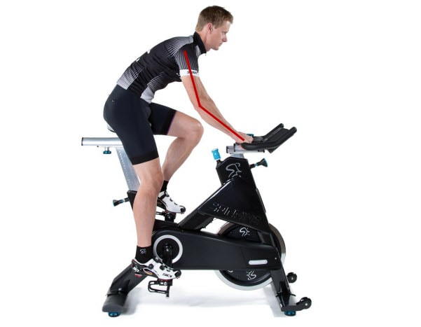 Commercial Spin Bike 18