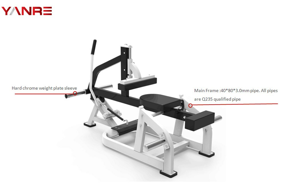 Commercial Seated Calf Raise 12