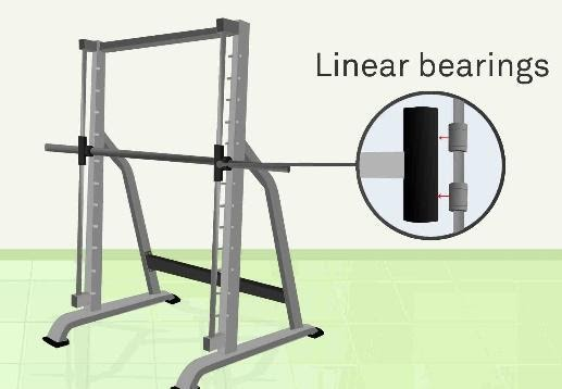 Fitness Gear Smith Machine 16