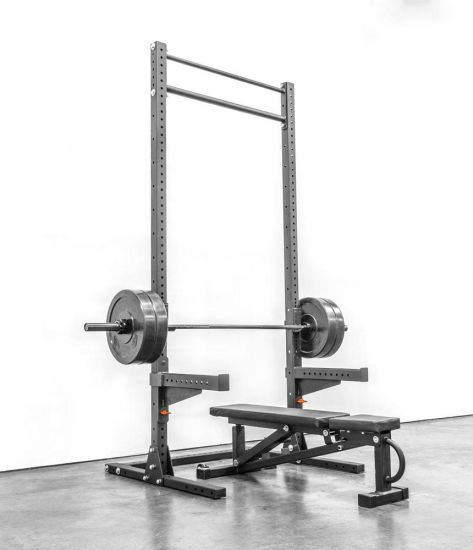 Commercial Squat Stand 11