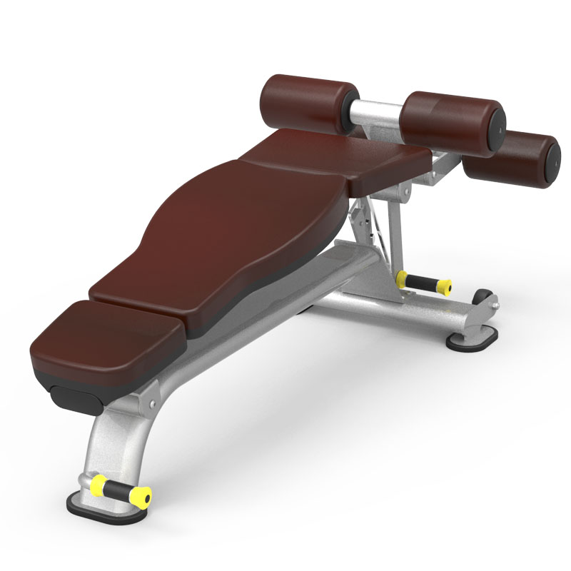 Commercial Adjustable Weight Bench 1