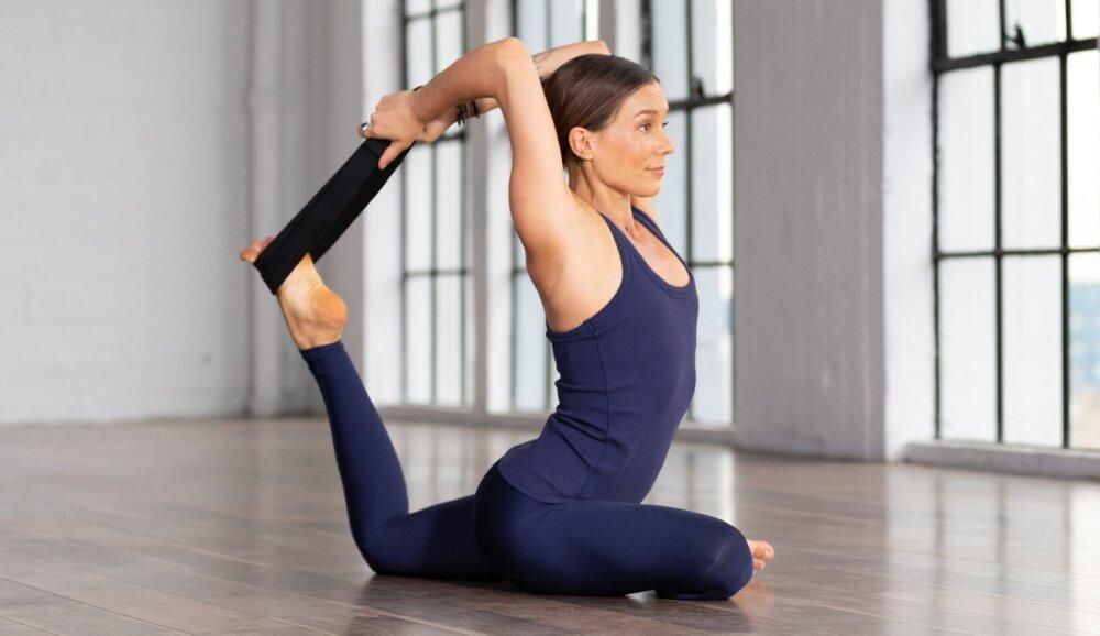 Wholesale Yoga Straps 6