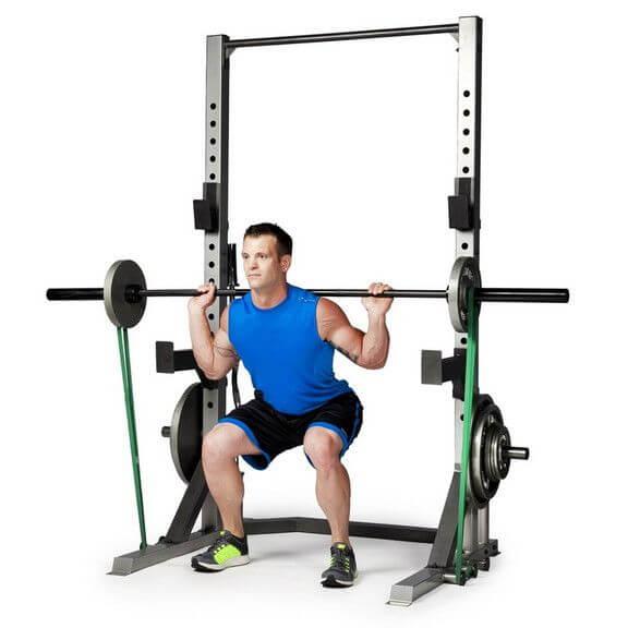Commercial Squat Rack 14