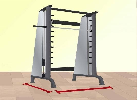 Fitness Gear Smith Machine 17