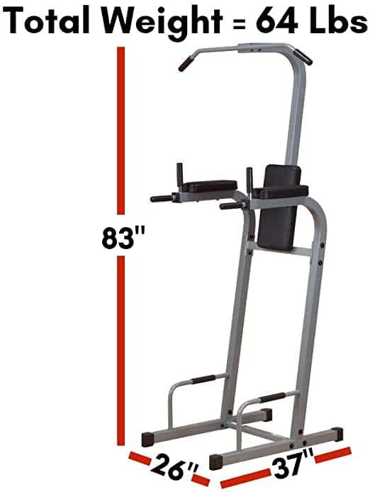 Leg Raise Machine 7