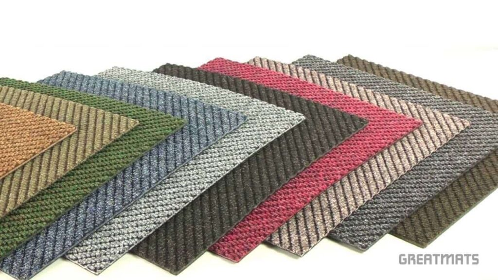 Commercial Gym Flooring Tiles 15