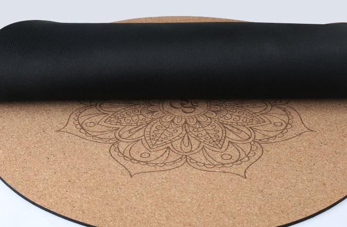 Round Yoga Mat 8